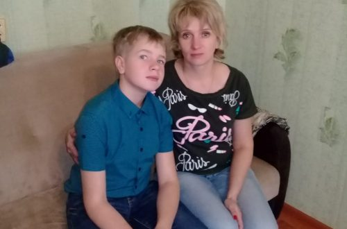 Бушмакин Павел и Елена