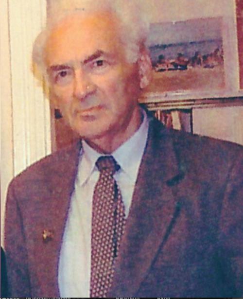 Илья Ханонович